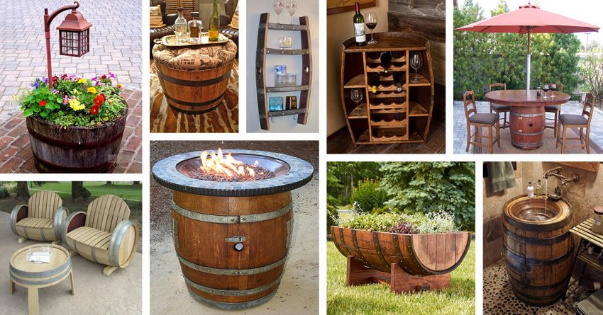 Wine Barrels, Empty Wine Barrels For Sale